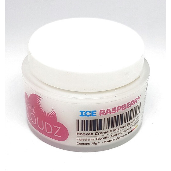 True Cloudz 75g - Ice Raspberry