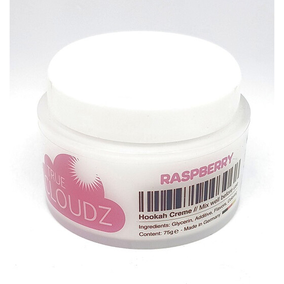 True Cloudz 75g - Raspberry