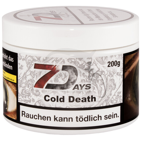 7 Days 200g - Cold Death