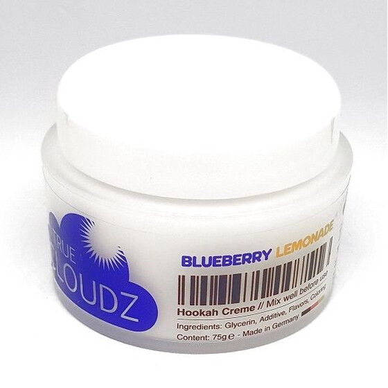 True Cloudz 75g - Blueberry Lemonade