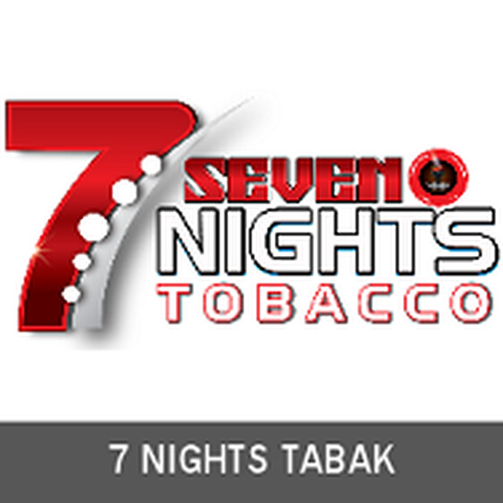 7 Nights Tobacco 200g - Iced Chai