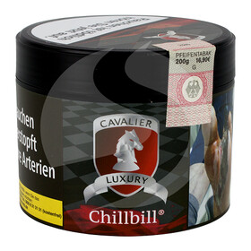 Cavalier Tobacco 200g - Chill Bill