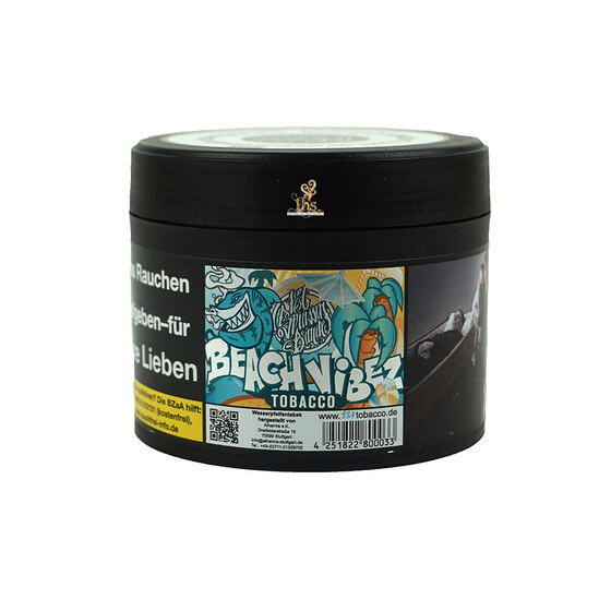 187 Tobacco 200g - #017 beach vibes