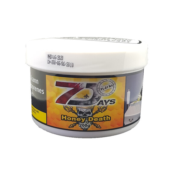 7 Days Platin 200g - Honey Death