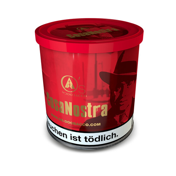 Os Tobacco Red 200g - CosaNostra