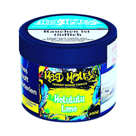 Mad Mouse Tobacco 200g - Holululu Limo
