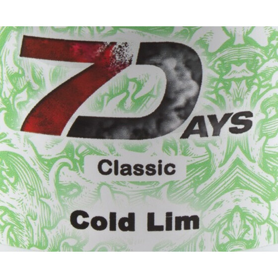 7 Days Classic 20g - Cold Lim